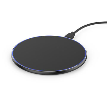 Premium Wireless Charger Quick Mobile Phone Charger Fast Charger For Mobile Devices / Adapters